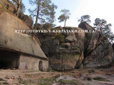 Интересные места в Карпатах